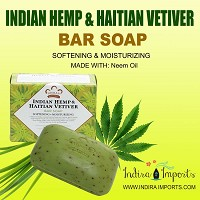 Indian Hemp Soap