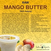 Natural Mango Butter